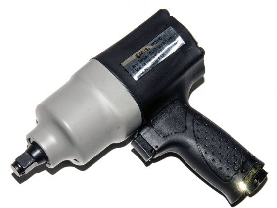 Pistol Pneumatic 950 Nm - 1/2