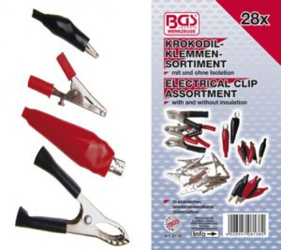 CLEME Electrician Auto 8138-BGS